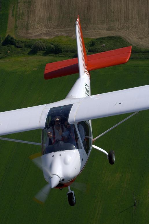 Rider 031 after certification flights