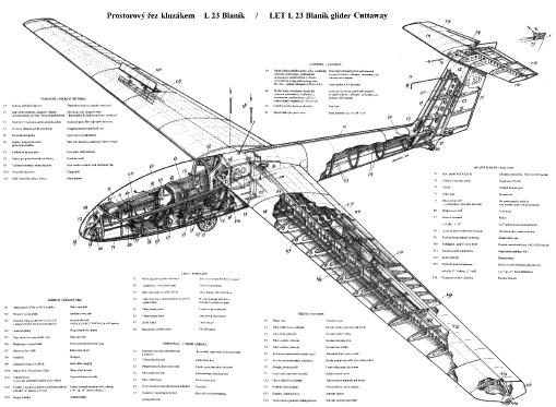 L-23 cuttaway