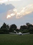 first flight of P27 - 19th July 2011