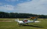 Gryf P27 - Senica airport and so-called Andula