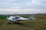 Gryf P27 test flight of Miro Jank
