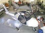 production in Hluk Gryf Aircraft facilities 2004